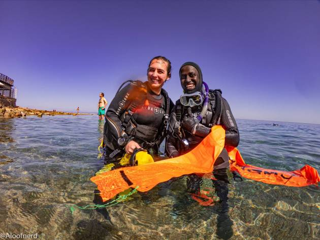Start Training with Our PADI Professional Instructors